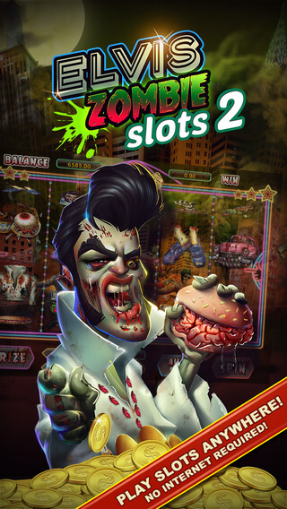 Elvis Zombie Slots App Review