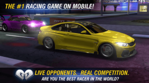 Racing Rivals App